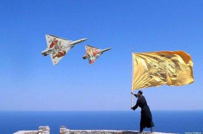 ВВС Греции: путь предательства