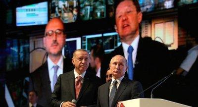 Турецкий поток: Путин и Эрдоган сотворили историю